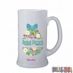 Boccale Idea Regalo per pasqua -Buona Pasqua- bclpsq011