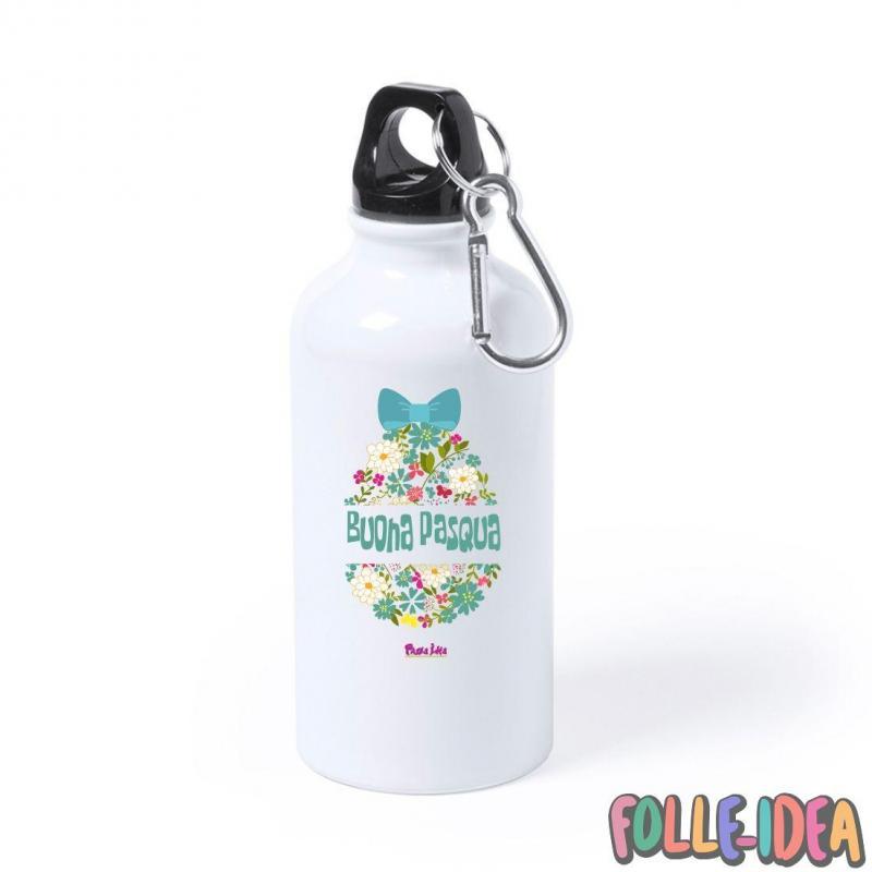 Borraccia Idea Regalo per pasqua -buona pasqua- brccpsq011