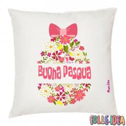 Cuscino Idea Regalo per pasqua -buona pasqua- csnpsq011