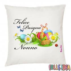 Cuscino Idea Regalo per pasqua -nonno- csnpsq013