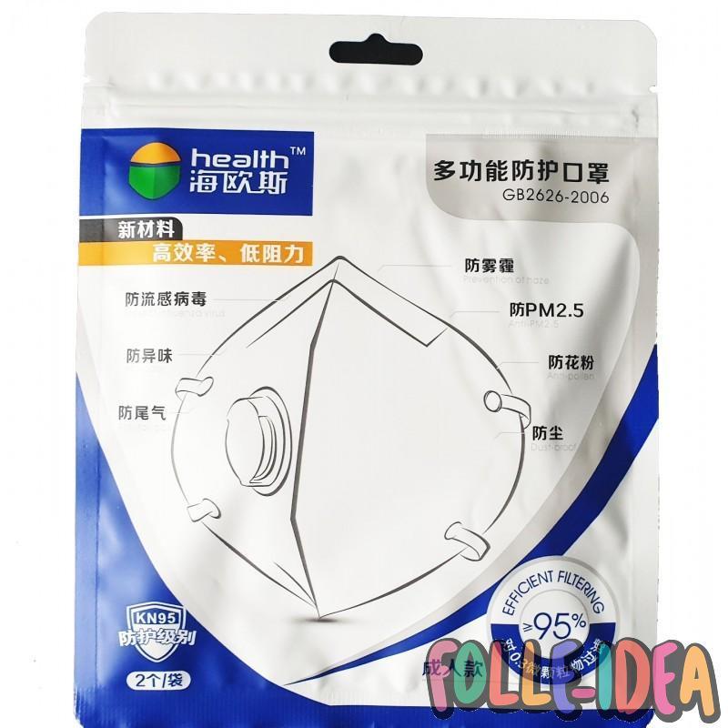 Mascherine Kn95 - ffp2 senza valvola mascherinaffp2
