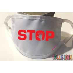 Copri Mascherina Fashion - STOP- Covid19-01