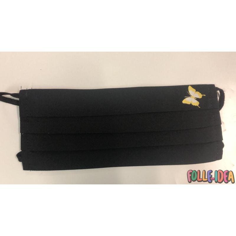 Mascherina Moda Protettiva Personalizzata - Farfalla - Covid19-28