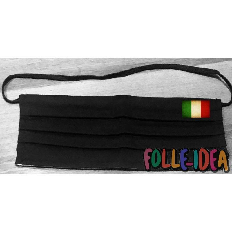 Mascherina Moda Protettiva Personalizzata - Italia - Covid19-29
